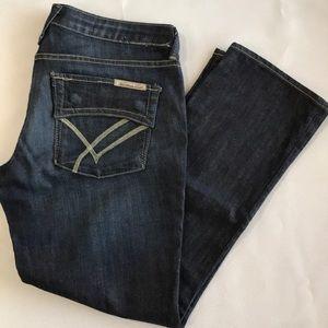 [ W i l l i a m R a s t ]BELLE Capri Jeans